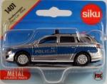 SIKU 140106000 Samochód Policyjny VW Passat kombi PL